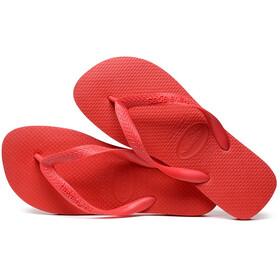 havaianas Top Flips Unisex Ruby Red